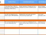 Best Content Marketing Calendar Template the Complete Guide to Choosing A Content Calendar