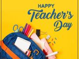 Best Design for Teachers Day Card T Talented E Elegant A Awesome C Charming H