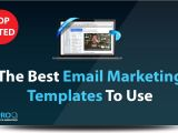 Best Email Templates 2015 Email Marketing Templates Find Out the Best Converting