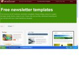 Best Free HTML Email Marketing Templates Best Newsletter and Email Marketing Templates Websitesfree