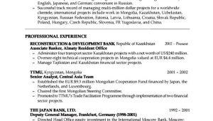 Best Resume format for Banking Job Sample Banking Resumes Sample Resumes