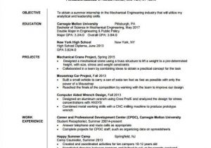 Best Resume Samples for Freshers Engineers Best Resume format for Freshers Mechanical Engineers