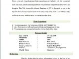 Best Resume Samples for Freshers Engineers Best Resume format for Freshers