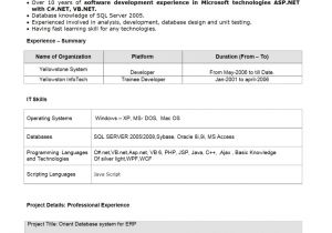 Best Resume Samples for Freshers Engineers Resume Samples for Freshers software Engineers