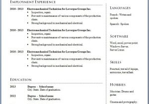 Best Resume Templates Word Resume Templates Word Free Learnhowtoloseweight Net