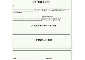 Bid Proposals Templates 30 Business Proposal Templates Proposal Letter Samples