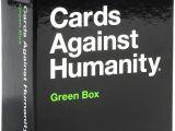 Bigger Blacker Box Unique Card Cards Against Humanity Green Box