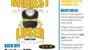 Biggest Loser Flyer Template Biggest Loser Challenge Flyer