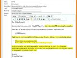 Billing Email Template Sending Invoice Email Sample