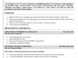Billing Engineer Resume Sajini Resume