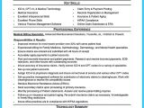 Billing Specialist Resume Template Exciting Billing Specialist Resume that Brings the Job to You