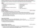 Biomedical Engineer Resume Biomedical Engineer Resume Sample Engineering Resumes