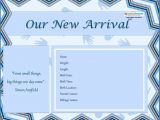 Birth Notice Template 46 Birth Announcement Templates Cards Ideas Wording