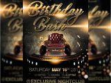 Birthday Bash Flyer Templates Free Birthday Bash Premium A5 Flyer Template Exclsiveflyer