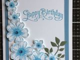 Birthday Card and Flower Delivery Pin by Laurie Stunkel On Stampin Up Cards Handmade