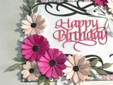 Birthday Card Design with Photo Handmade Birthday Card Designs Featuring Elizabeth Craft