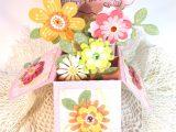 Birthday Card Flower Pop Up Happy Birthday 3d Pop Up Flower Bouquet Card In Box