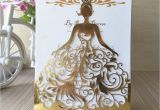 Birthday Card for Beautiful Lady Us 22 5 10 Off 50pcs Lot Exquisite Beautiful Girl Birthday Paty Wedding Invitation Cards Adult Ceremony Celebration Invitaiton Blessing