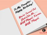 Birthday Card for Daughter In Law to My Daughter Happy Birthday You Ve Turned Out Just Like
