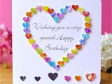Birthday Card Handmade for Boyfriend Birthday Card for Boyfriend Handmade