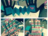 """Birthday Card Handmade for Boyfriend """"i Love You This Much"""" Birthday Card I Made for My"""