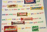 Birthday Card Ideas for Mom Candy Birthday Card Candy Birthday Cards Candy Bar