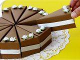 Birthday Card Kaise Banaya Jata Hai Diy Cake Gift Boxes Birthday Gift Ideas Thaitrick