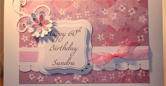 Birthday Card with Name and Photo 60th Birthday A 50th Birthday with Images 60th