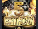 Birthday Club Flyer Template Free 15 Anniversary Flyer Designs In Psd Design Trends