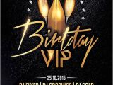 Birthday Club Flyer Template Free Birthday Vip Party Flyer Template Download Psd Flyer