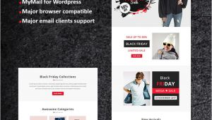 Black Friday Email Template Black Friday Email Newsletter Template 65984