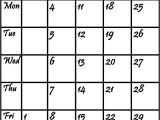 Blank Calendar Template November 2013 Printable Calendar November 2013 Calendar Template 2018