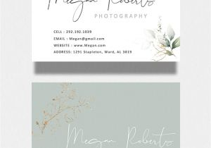 Blank Editable Business Card Templates Business Card Templates Modern Business Card Design