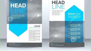 Blank Half Fold Card Template Half Fold Brochure Template Free In 2020 with Images