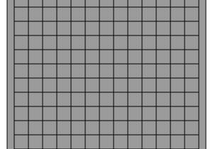 Blank Scrabble Board Template Blank Game Board Template
