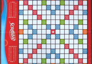 Blank Scrabble Board Template Blank Scrabble Board Image Printable Invitation