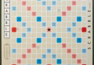 Blank Scrabble Board Template Empty Scrabble Board Stock Photo 36910351 Alamy