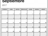 Blank Spanish Calendar Template Calendar Templates In Spanish Seven Photo