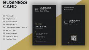 Blank Vertical Business Card Template Vertical Business Card A A µa A A A A A