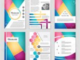 Blank Visiting Card Background Design Abstract Vector Layout Background Set for Art Template Design