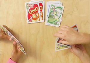 Blank Wild Card Uno attack Uno Mattel Games