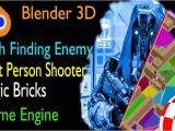 Blender Game Template Blender First Person Shooter Template Generationamiga Com
