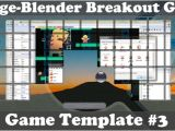 Blender Game Template Image Blender Breakout Template Game Templates