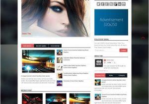 Blogger Product Review Template soloris Magazine Blogger Template Abtemplates Com