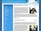 Blogsite Templates Blog Website Templates Learnhowtoloseweight Net