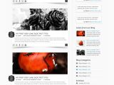 Blogsite Templates Freebie Radial Blog Site Template Psd Premiumcoding