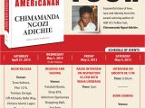 Book Launch Flyer Template Chimamanda Adichie Book Launch Terra Kulture