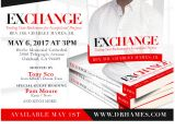 Book Launch Flyer Template Exchange Book Launch Signing theregistry Bay area
