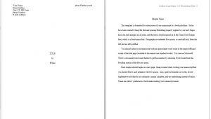 Book Manuscript format Template Evaluating Predefined Manuscript Templates In Word S K