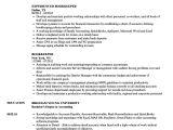 Bookkeeper Resume Sample Bookkeeper Resume Samples Velvet Jobs